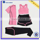 Hot Sale Bodybuilding Custom Sportswear Personalized Athletic Apparel Sportswear For Women