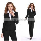ladies office suit design,sexy ladies elegant business woman suit hot sell good quality office wear