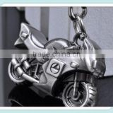3D Simulation Model Motorcycle Motorbike Keychain Key Chain Ring Keyring Keyfob