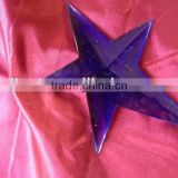 crystal star for business gift ,
