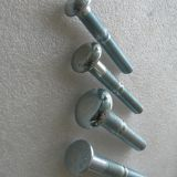 High strength carbon steel huck bolts