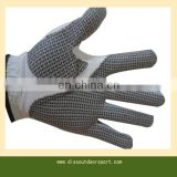 anti-slip leather golf gloves