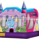 moonwalks,commercial inflatable combo,cheap inflatables C4005