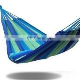 Outdoor Backpacking Bag Parachute Collapsible Portable Folding fringe hammock