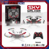 Factory direct sell 2.4G drone rc quadcopter with camera