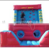 2010 inflatable climbing wall for sports