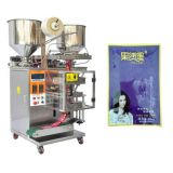 black hair shampoo sachet packing machine