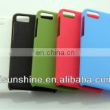 customized soft PVC skin case for Iphone