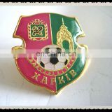 professional factory made custom epoxy logo zinc alloy metal medals,pin badge, pins, lapel pin badges