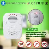 Simple design mice repeller mouse rodent repellent with led flash light