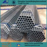 ASTM a36 round gavanized mild carbon welded steel pipe
