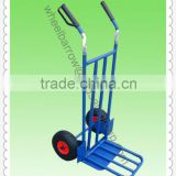 transportation hot sales high quality standard two wheels convenient Multi-function stainless platform hand truck HT1893