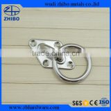 eye plate with ring stainless steel marine hardware, shade sail awings, diamond eye plate with d ring