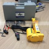 4x4/4wd/offroad universal 12v 1.5T electric scissor jackwith wrench/automatic car jack with wrench