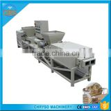 Wood sawdust block press machine wood pallet block foot compress machine