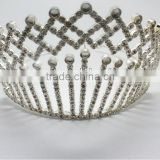 vogue princess crown for girls tiaras head crown queen wholesale