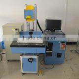 3D Dynamic focus large-scale laser marking machine for rubber products GLD-100 with CE&SGS