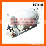 Top selling Concrete truck mixer drum roller Driven by Gear