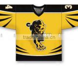 Wholesale blank sportswear hockey jerseys