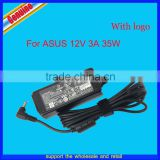 12V 3A 4.8X1.7mm Laptop AC Adapter Charger 36W For asus Eee PC S101 900HD S101H T101M T101MT T91 ADP-36EH C