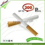 China Ocity times good vapor disposable cigarette 300 puffs e cig with packaging
