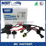 Wholesale price35W H4H high beam mini single beam HID Xenon Kit hid xenon ballast for uv lamp