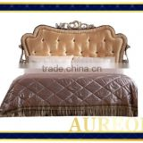 AK-7043 2015 Made In China Round Wooden Baby Bed