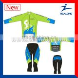2015/2016 Hot Sales Sublimation Cheap China Custom Cycling Wear Clothing Jerseys