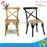 Outdoor party wedding hire wedding cross x back chair                                                                         Quality Choice