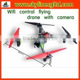 2015 New arrival Wifi FPV drone with HD camera/IOS or Android control system Flying camera drone