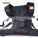 Commlite Camera Single Carrying Photographer Vest with Side Holster