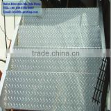 galvanized flooring checker plate grating,galvanized industrial bar grating,galvanized steel grating