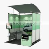 2015 Aluminum tradeshow booth/exhibition stall/exhibition display stand
