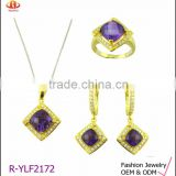 New Arrival Wholesale Fashion Jewelry Sets