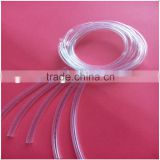 Insulation Sleeving PVC Single Layer Clear Vinyl Tubing