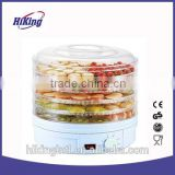 New design household professional food dehydrator