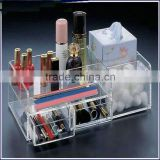 Customized clear acrylic box, Acrylic cosmetic storage box, clear acrylic boxes waterproof