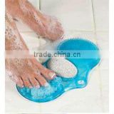Foot Massage Mat with Pumice Stone