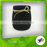 Plant Wax Luxury Glass Jar Candle Glass Jar