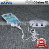 Rechargeable lithium battery multiple smart phone holder