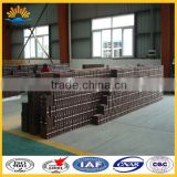 Direct-Bonded Magnesia-Chrome Brick for Cement Rotary Kiln Refractory