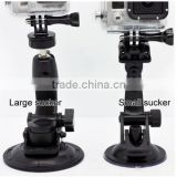 For gopro camera hero 1/2/3/3+ Smatree Suction Cup Mount with hot sale
