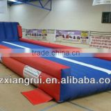 2014 popular Inflatable gymnastics mat/gym mat/inflatable air track