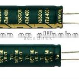 Aluminum Electrolytic Capacitor for High frequency use/ Aluminum Electrolytic Capacitor with ROHS