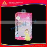 (Ruiding produce) clear OEM cube folding display plastic mini gift boxes