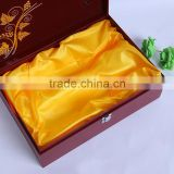 Accept Custom Order and Paper Material wholesale colored wine glass gift box
