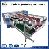 Automatic foil fabric roll printing machine sublimation printer