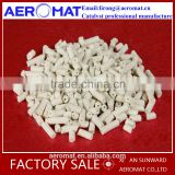 Light yellow extrude zinc oxide desulfurizer superior to G-72-D desulfurizer of USA in all aspects