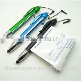 Click Banner pen,scroll ball pen,flag pen for promotion/cheap banner pens/short banner pens
