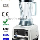 Professional Powerful work top type high performance ice blender machine/food processor /smoothie maker